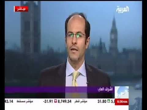 Ashraf Laidi on Eurozone Debt & Gold on AlArabiya on Dec 6, 2011 Chart