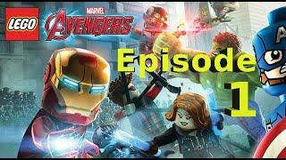 Lego Marvel Avengers PS4 Gameplay - Episode 1 - Struck off the list