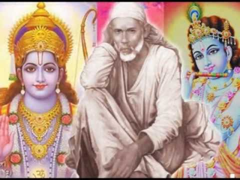 Om Namo Satchidananda Sai Nathaya Namaha - Shirdi Saibaba Chant (very Nice) video