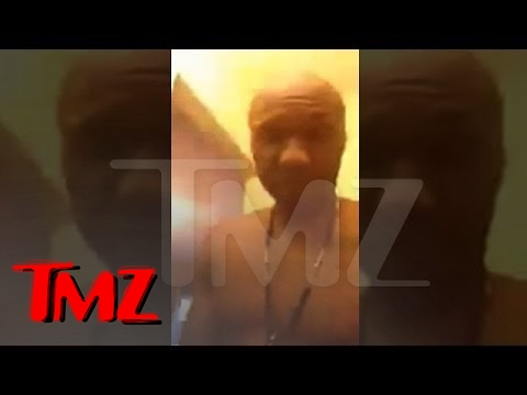 Lamar Odom Cracked Out Rap Video -- I Cheated on Khloe Kardashian