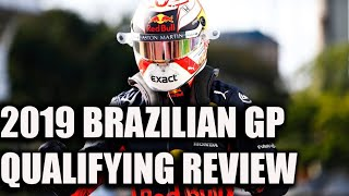 2019 Brazilian Grand Prix Qualifying Review