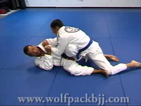 Brazilian Jiu Jitsu, Sweeps From The Guard. Wolfpack, Charles Dos Anjos Image 1