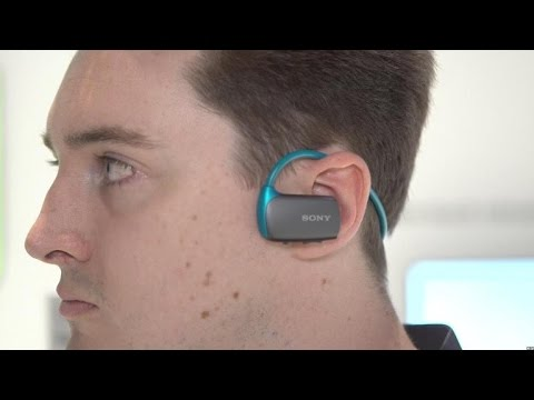 Sony's new Walkman MP3 headphones add Bluetooth (hands-on)