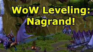 WoW Leveling: Ep 112 - Ranting in Nagrand | WoWcrendor
