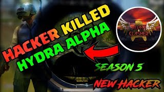 Hacker Killed Hydra Alpha | Season 5 New Hacker | FULL GAMEPLAY OF HACKER!!