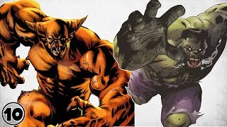 Top 10 Strongest Alternate Versions Of The Hulk