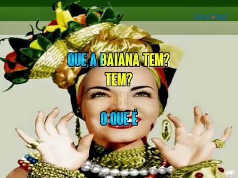 Carmen Miranda   Que É Que A Baiana Tem