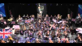 Amazing Grace - Pipe Band Medley (Auckland Symphony Orchestra, City of Sails Pipe Band)