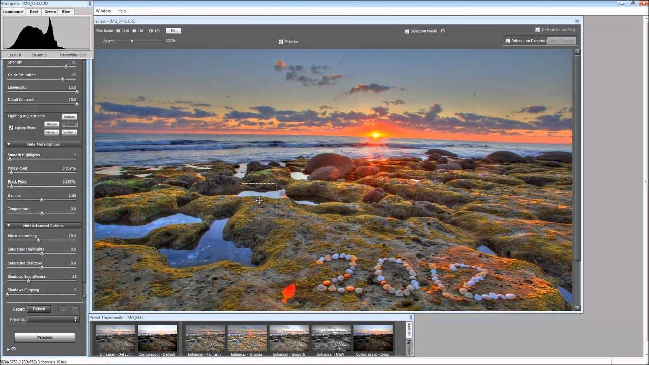 Download HDR photo editing program Photomatix Pro Free download photomatix pro 4 full version