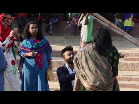 Valentine's Day Special PRANK Show   PRAN Jhal Muri   PRANK   2017