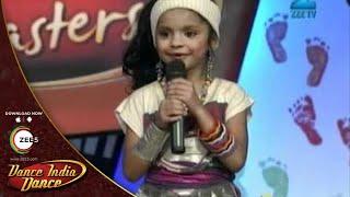 DID L'il Masters Season 2 May 12 '12 - Saumya & Raini