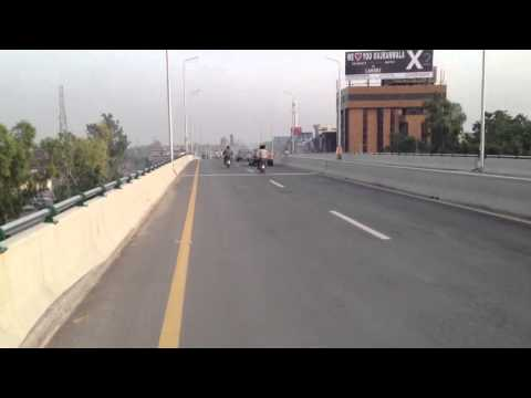1:58 1:58 Gujranwala New Bridge on G.T.Road June 2013