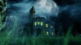 Spooky Music - Haunted Owl Manor