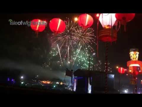Bestival 2014 Finale