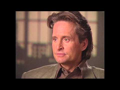 Disclosure: Michael Douglas Exclusive Interview