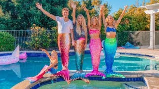 Ultimate MERMAID Challenge Ft THE LABRANT FAM!