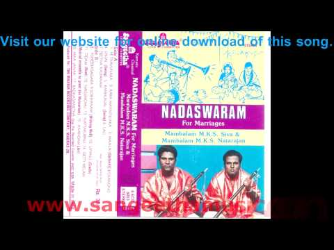Nadaswaram For Marriage - Gettimelam video