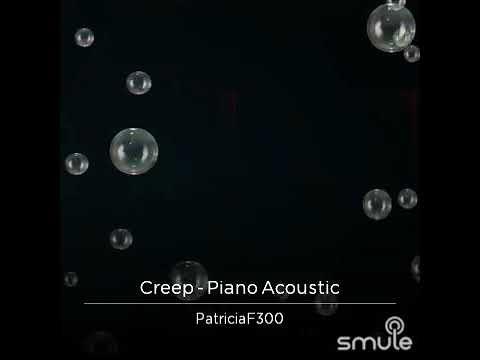 Cover creep version piano MP3