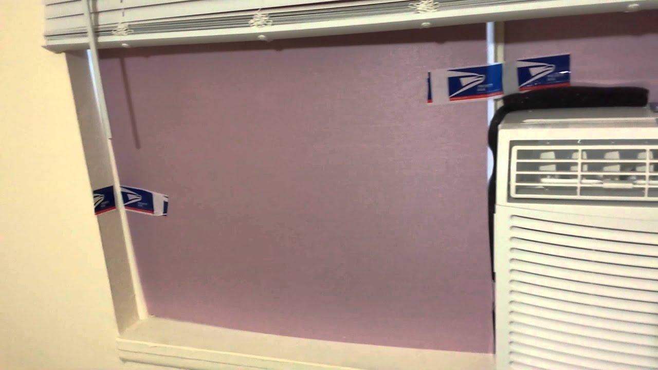 Casement Windows Air Conditioner Install Images