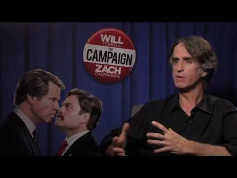 The Campaign (2012) Exclusive Jay Roach Interview [HD]