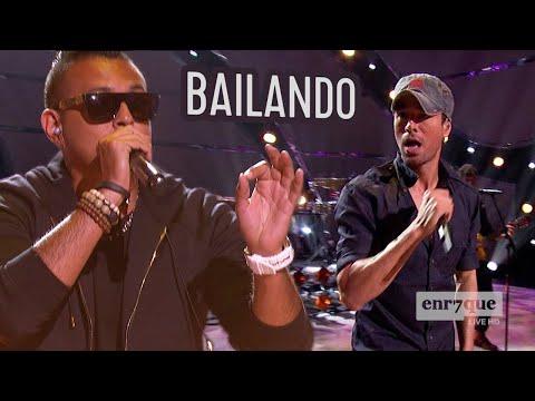 Enrique Iglesias, Sean Paul - Bailando LIVE HD 5.1