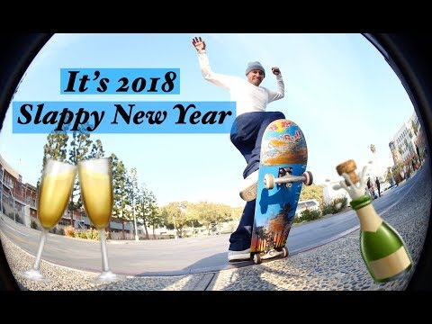 Slappy New Year