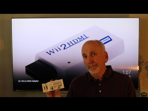 Wii HDMI Adapter - Testing and Review