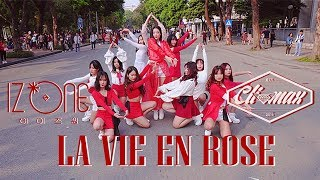 [KPOP IN PUBLIC] IZ*ONE (아이즈원) - La Vie en Rose (라비앙로즈) | DANCE COVER by Cli-max Crew from Vietnam