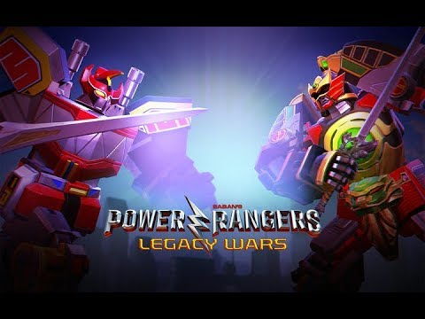 Power Rangers: Legacy Wars APK Cover