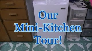 A Little Kitchen Tour