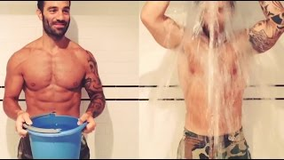 Ramin Karimloo - Ice Bucket Challenge ALS, (Video) HD