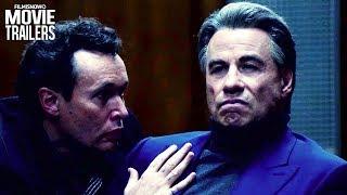 GOTTI Clip & Trailer Compilation - John Travolta Mafia Drama