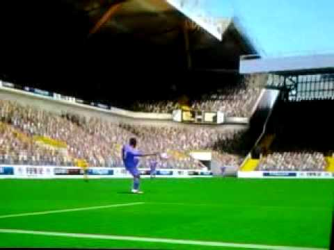 Gol incredibili FIFA #3: Bent