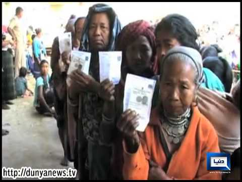 Dunya News-Voting begins on India biggest polling day