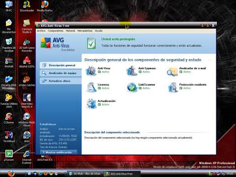 AVG Anti-Virus Free 8.5
