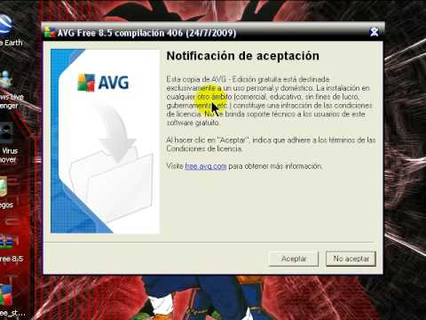 AVG Anti-Virus Free 8.5