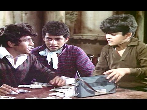Mehmood Jr. Is Bashed Up By The Gamblers