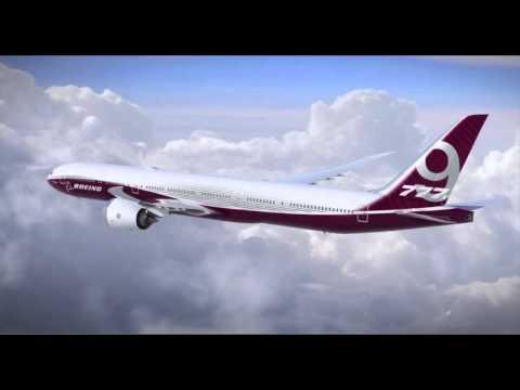 Боинг 777 и 777X / Boeing 777 and 777X