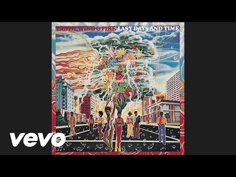 Earth Wind & Fire - They Don