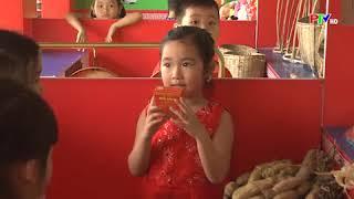 Kỹ năng sống cho trẻ tại trường mầm non Cự Đồng