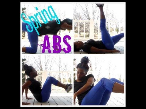 Spring Ab Workouts