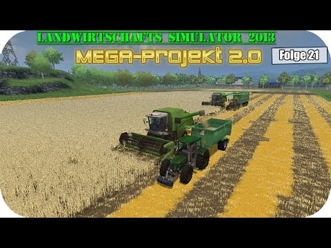 Ls 13 Mega-projekt 2.0 #21 - Tino Der Milfhunter ★ Let's Play Mega-projekt video
