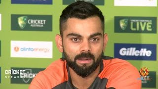 'We'll need to be at our absolute best' says Virat Kohli