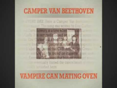 Camper Van Beethoven - Ice Cream Everyday