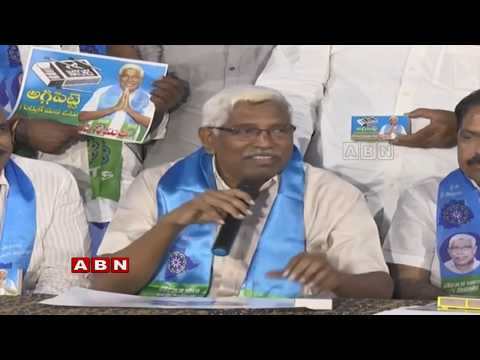TJS Chief Kodandaram Press Meet  | Unveils TJS poll manifesto | ABN Telugu
