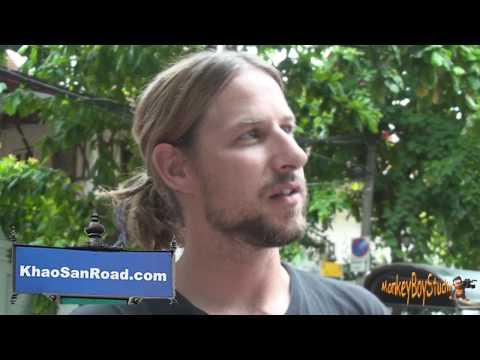 Kha San Road Interviews – Things To Do In Bangkok