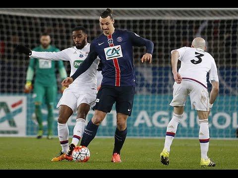 Coupe de France, 8es de finale : Paris-SG - Lyon (3-0), le résumé