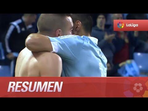 Resumen de Celta de Vigo (2-1) Granada CF