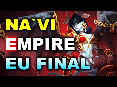 NAVI vs EMPIRE - Grand FINAL - Summit 7 EU Qualifiers DOTA 2
