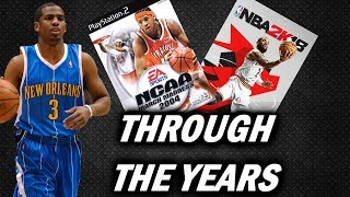 CHRIS PAUL THROUGH THE YEARS MARCH MADNESS 2004 - NBA 2K18
